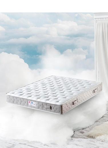 Hibboux Cloud Pocket Yaylı Yatak 150x200 Renksiz